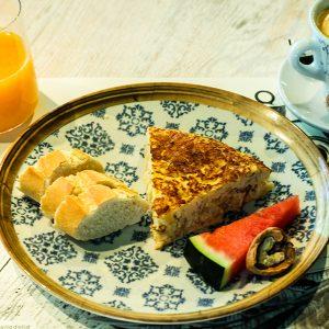 desayunos valladolid Miel & Mostaza español