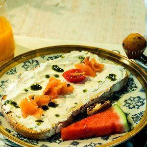 desayunos valladolid verde oliva noruego