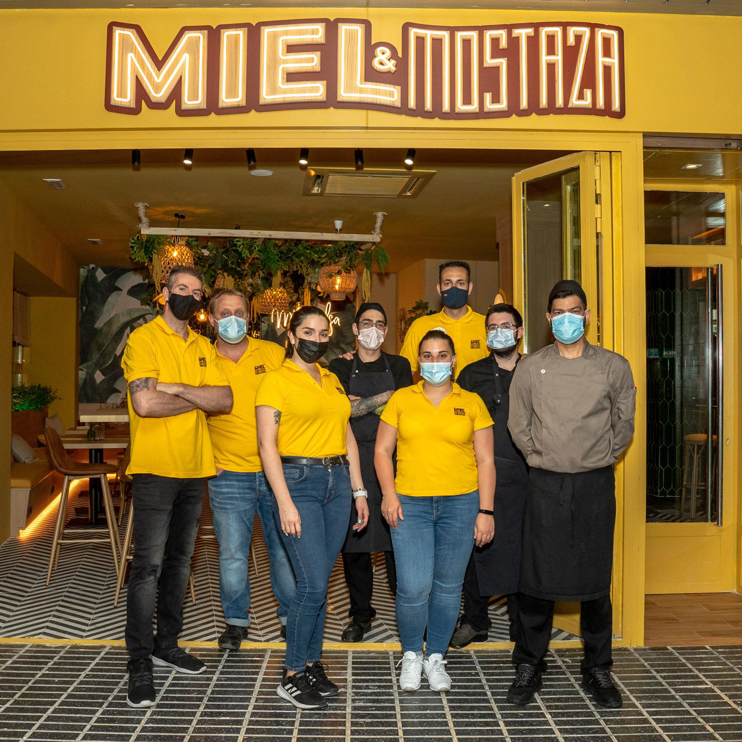 Miel & Mostaza - Valladolid
